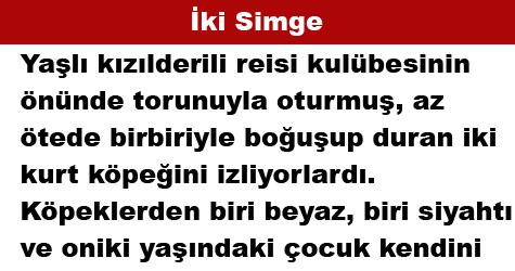 İki Simge