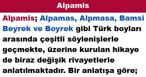 Alpamis