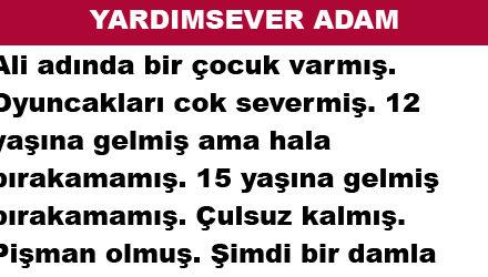 YARDIMSEVER ADAM