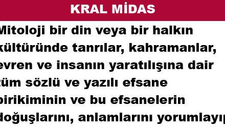 KRAL MİDAS