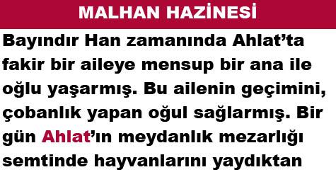 MALHAN HAZİNESİ
