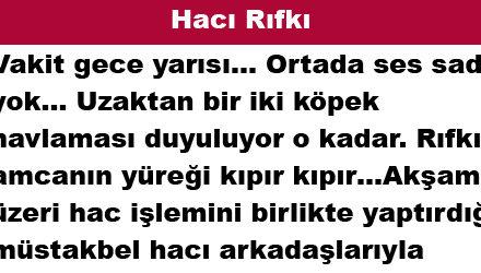 Hacı Rıfkı