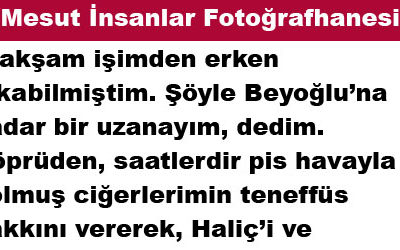Mesut İnsanlar Fotoğrafhanesi